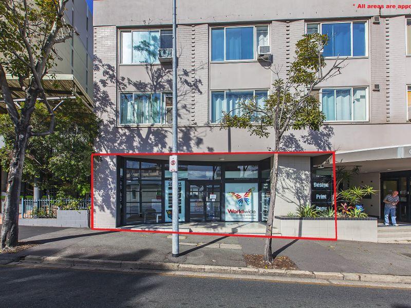 48-49/119 Leichhardt Street SPRING HILL QLD 4000