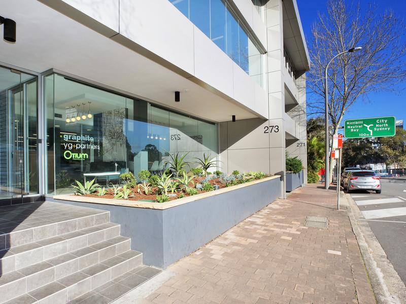 273 Alfred Street NORTH SYDNEY NSW 2060