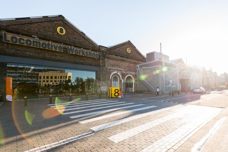 Locomotive Workshops Locomotive Street EVELEIGH NSW 2015