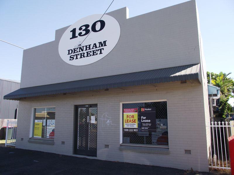 130 Denham Street ROCKHAMPTON CITY QLD 4700