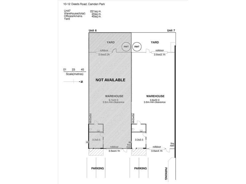 Unit 7, 10-12 Deeds Road CAMDEN PARK SA 5038