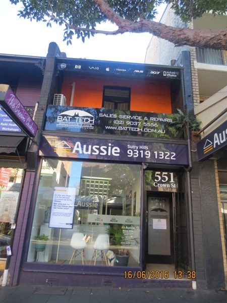 551 crown street SURRY HILLS NSW 2010