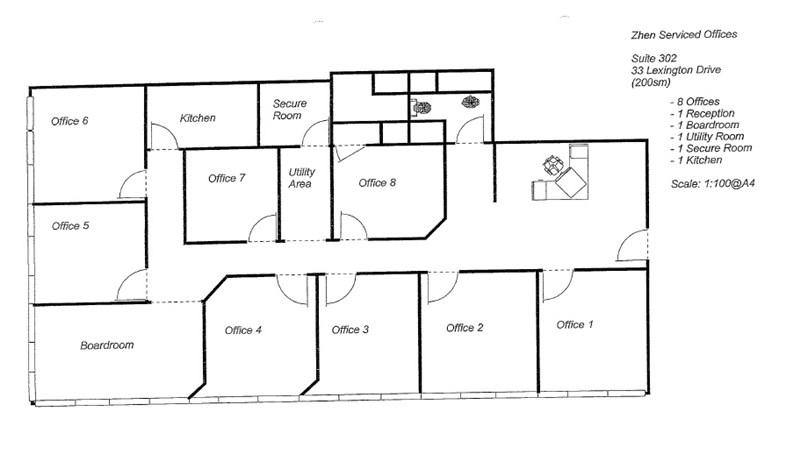 Office 5,3/33 Lexington Drive BELLA VISTA NSW 2153