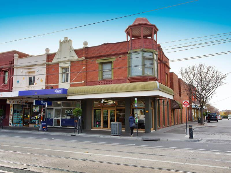 Level 1  F/24 Glenferrie Road MALVERN VIC 3144
