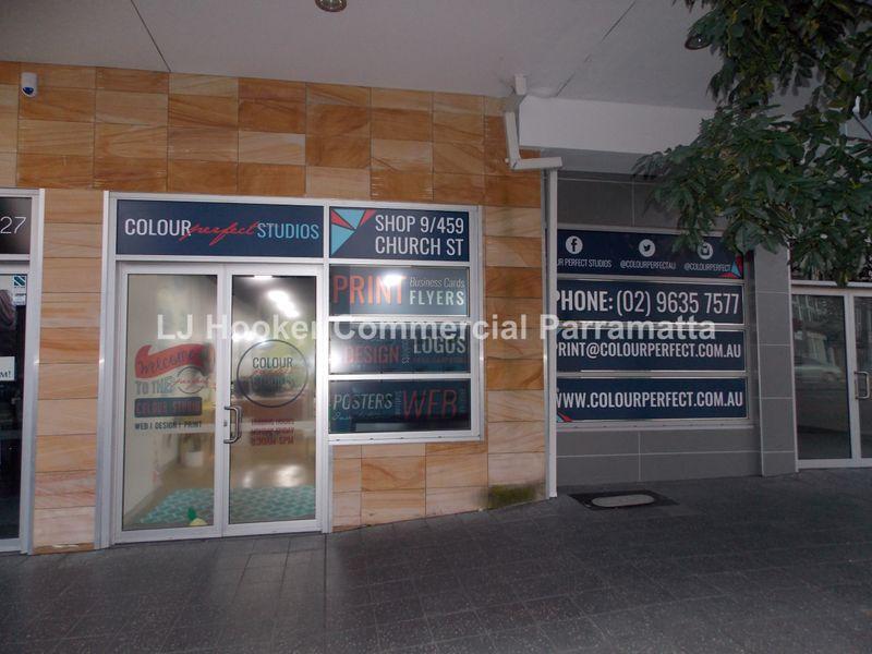 9/459 Church Street PARRAMATTA NSW 2150