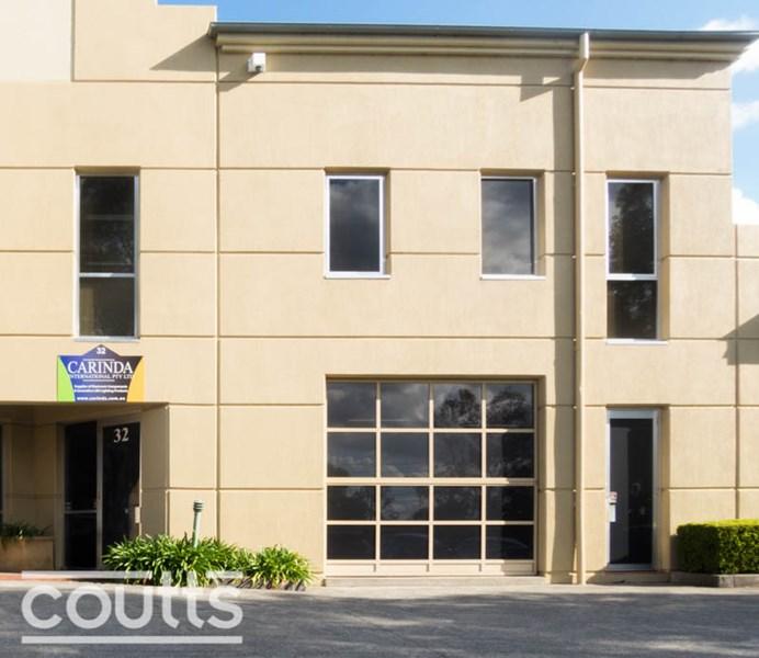 32/10 Gladstone Road CASTLE HILL NSW 2154