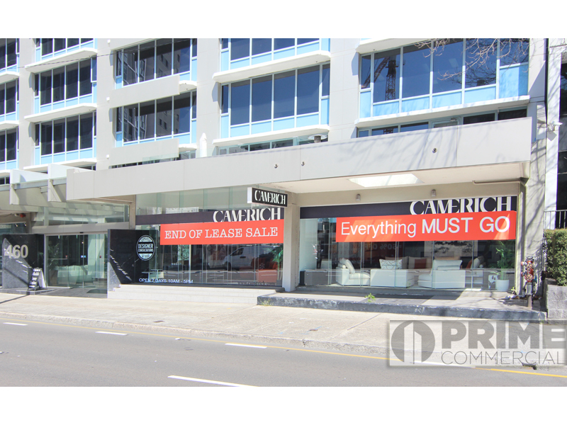 460 Pacific Highway ST LEONARDS NSW 2065