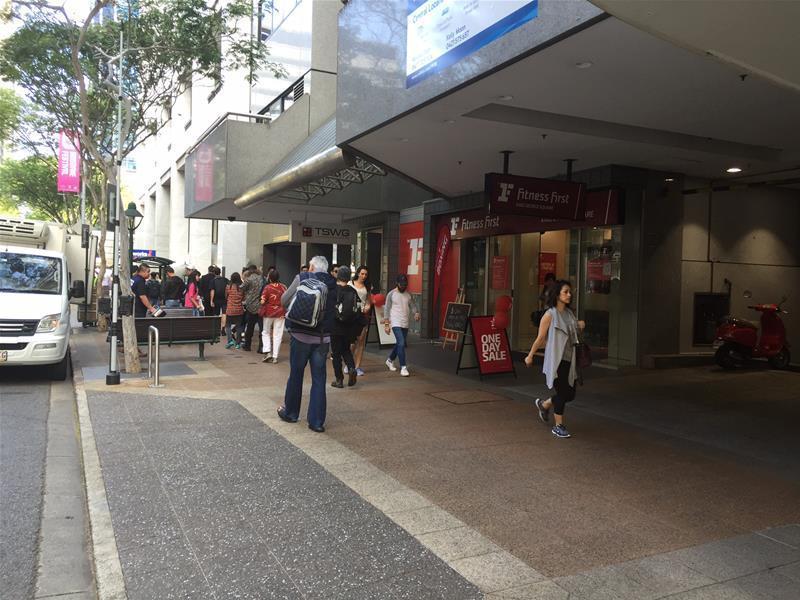 5 158 Adelaide Street BRISBANE CITY QLD 4000