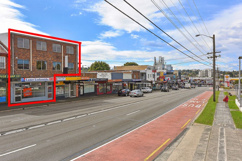 1 & 2/1089 Victoria Road WEST RYDE NSW 2114