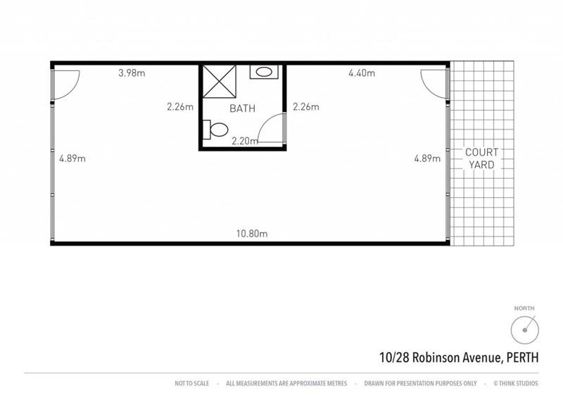 10/28 Robinson Avenue PERTH WA 6000