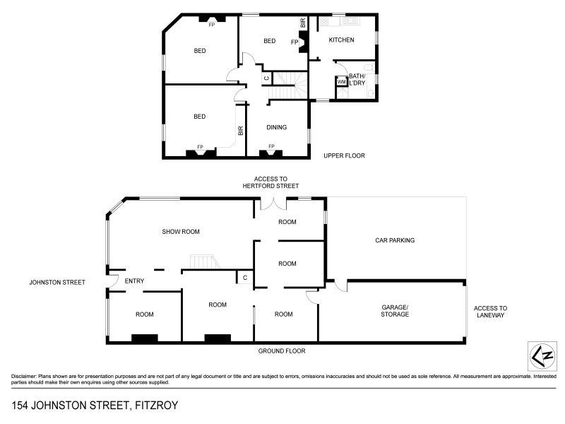 154 Johnston Street FITZROY VIC 3065