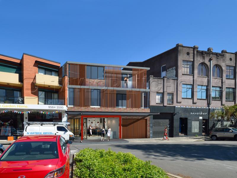 Ground Flo/6 Nelson Street ANNANDALE NSW 2038
