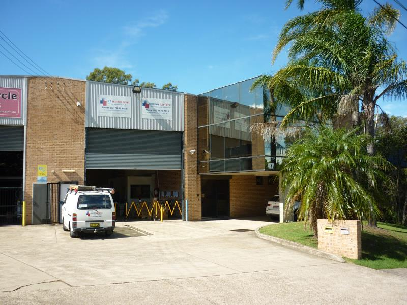 Unit  2/47 Prince William Drive SEVEN HILLS NSW 2147