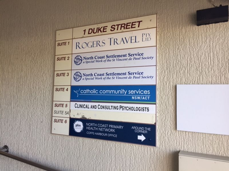 5a/1 Duke Street COFFS HARBOUR NSW 2450