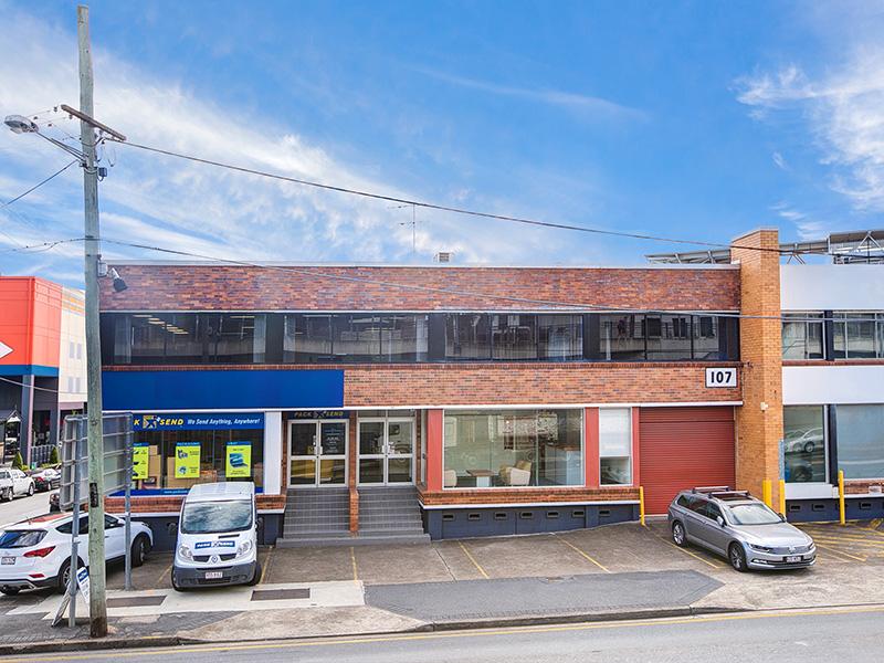 107 Milton Road MILTON QLD 4064