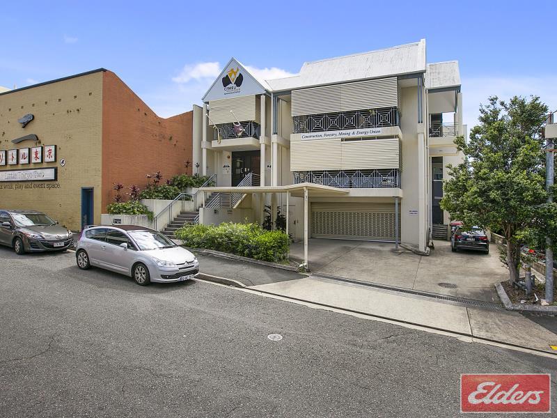 2/61 Bowen Street SPRING HILL QLD 4000