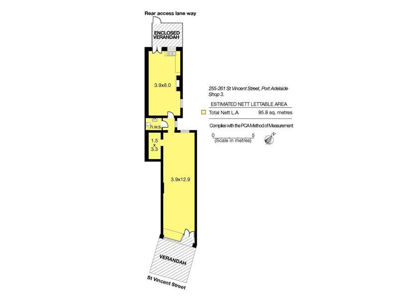 Shop 3, 255-261 St Vincent Street PORT ADELAIDE SA 5015