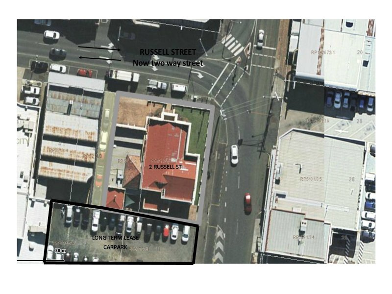 2 Russell Street TOOWOOMBA CITY QLD 4350