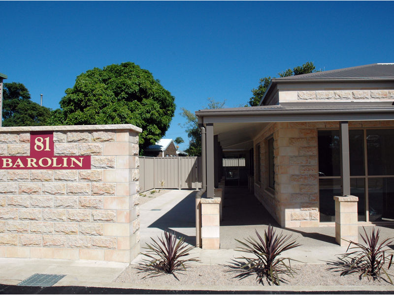 81 Barolin BUNDABERG CENTRAL QLD 4670