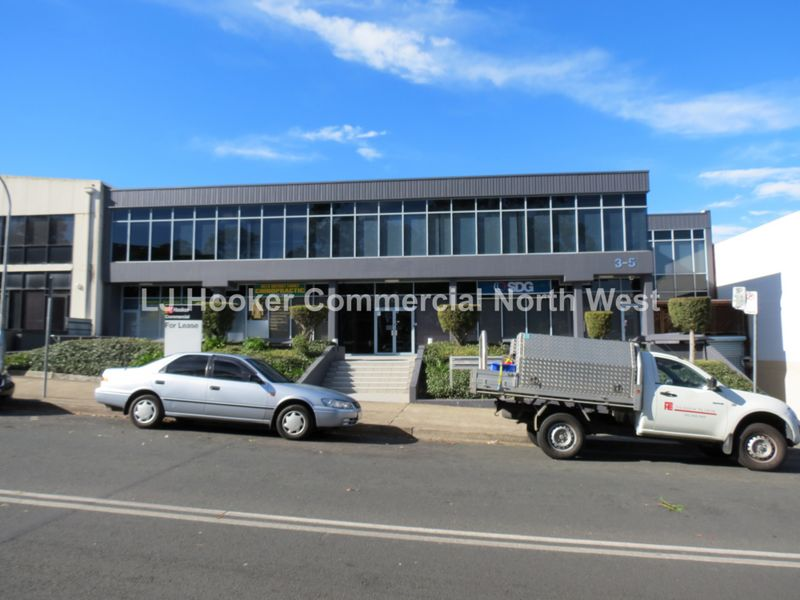 2 Level 1/3-5 Railway Street BAULKHAM HILLS NSW 2153