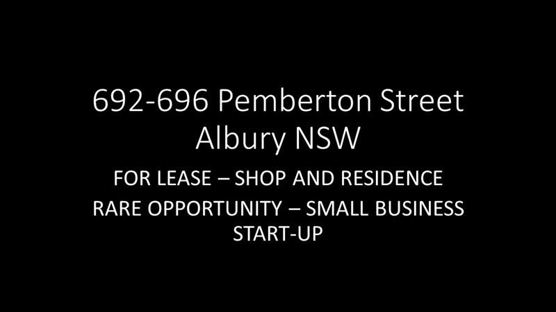 696 Pemberton ALBURY NSW 2640