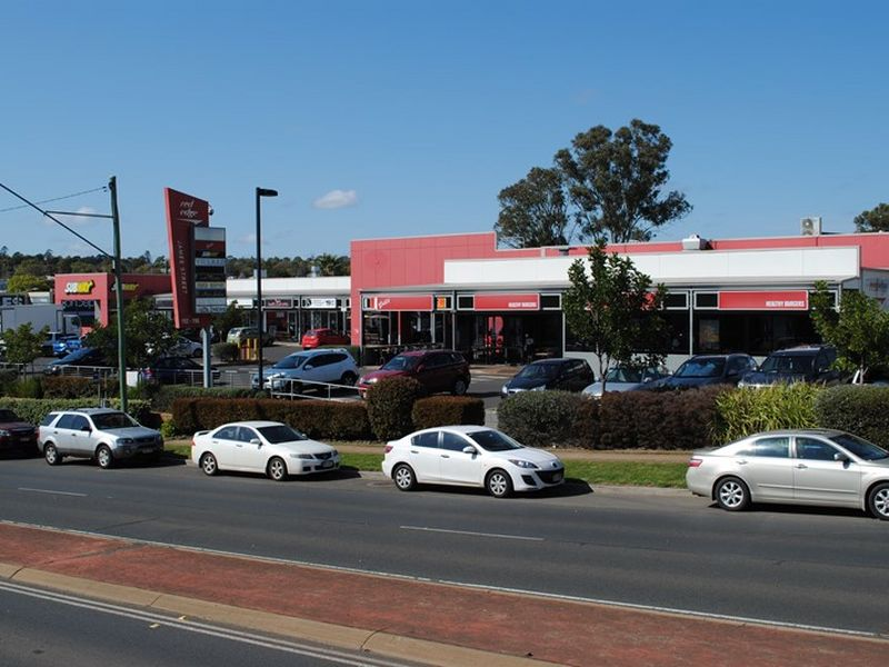5/2 Wilmot Street (Red Edge Shopping Centre) TOOWOOMBA CITY QLD 4350