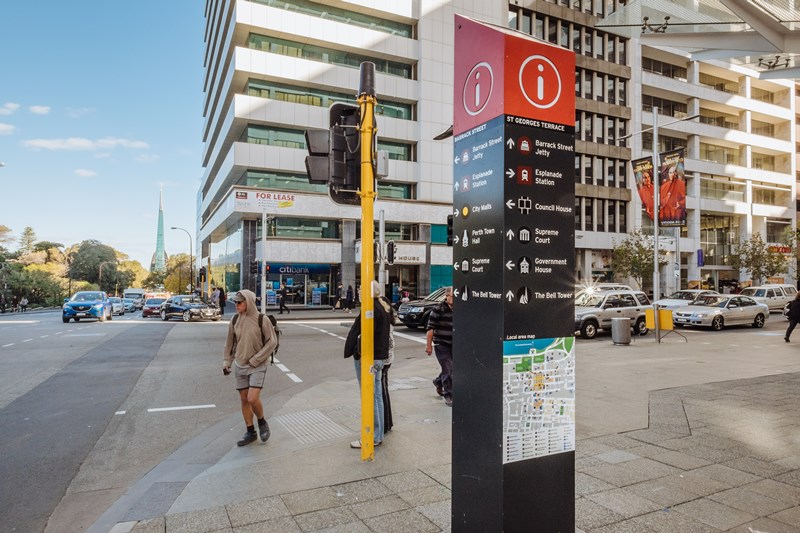 41 43 st georges terrace perth wa 6000 retail property for 16 st georges terrace