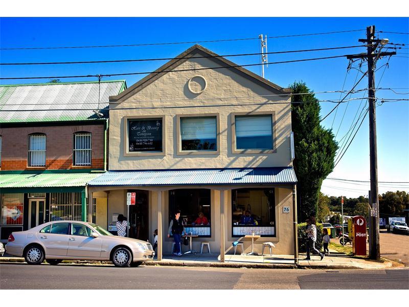 Garages 1 76 tennyson road mortlake nsw 2137 showroom for Rental garages
