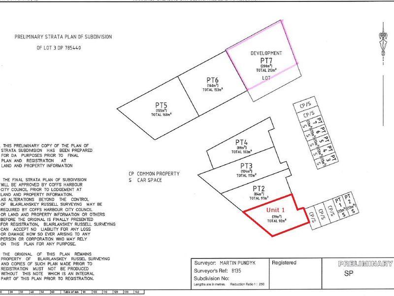 1/3 Druitt Court COFFS HARBOUR NSW 2450