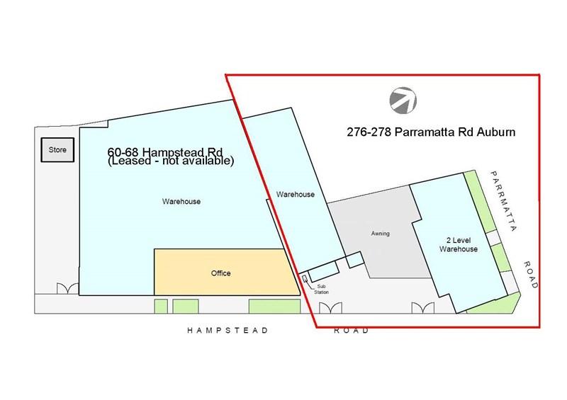 276-278 Parramatta Rd AUBURN NSW 2144