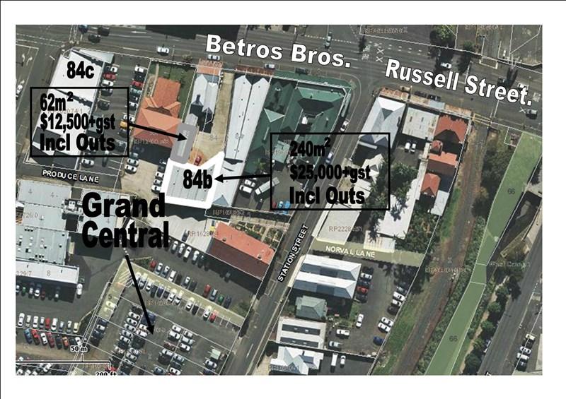 84C Russell Street TOOWOOMBA CITY QLD 4350