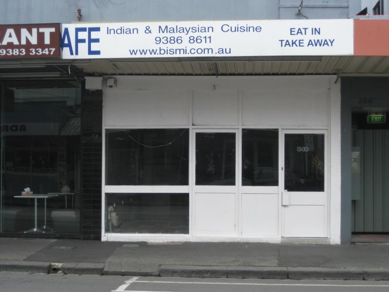 848 Sydney Road BRUNSWICK VIC 3056