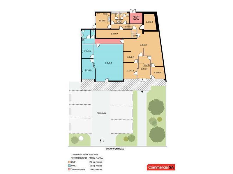 Unit 2, 3 Wilkinson Road PARA HILLS SA 5096