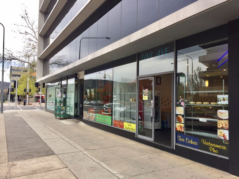 Shop 1/28 University Avenue CITY ACT 2601