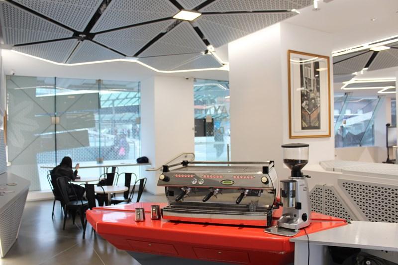 Lobby Cafe/827 George Street SYDNEY NSW 2000