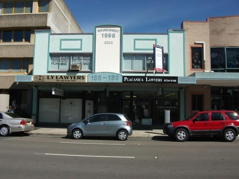 Level 1 Su/153 George Street LIVERPOOL NSW 2170
