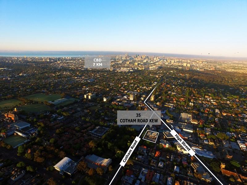 Level 2/35 Cotham Road KEW VIC 3101