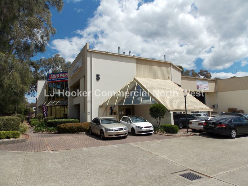 5/15 Carrington Road CASTLE HILL NSW 2154