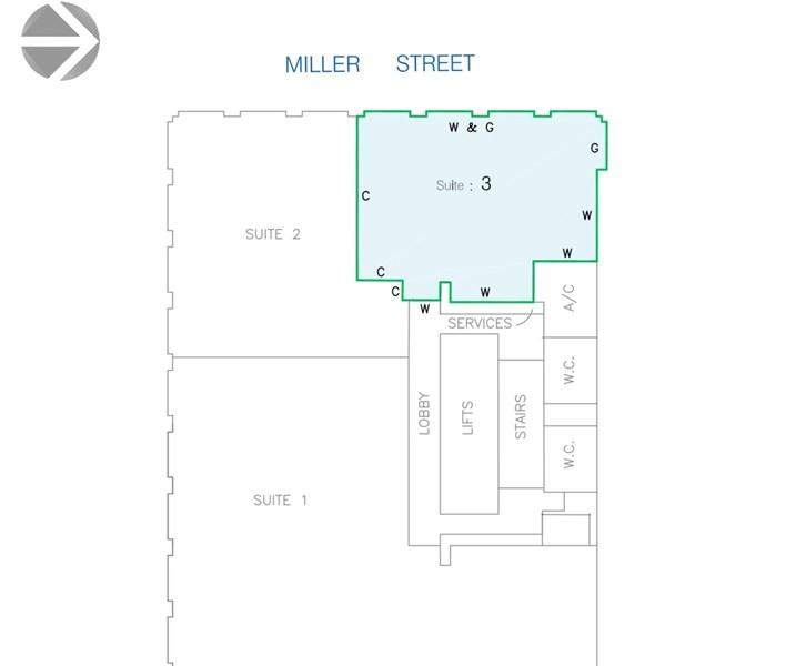 201 Miller Street NORTH SYDNEY NSW 2060
