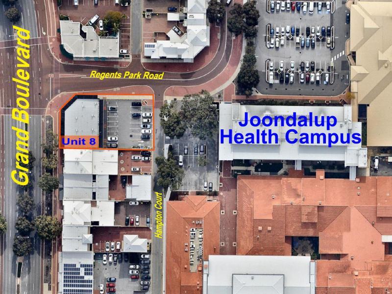 8/65 Grand Boulevard JOONDALUP WA 6027