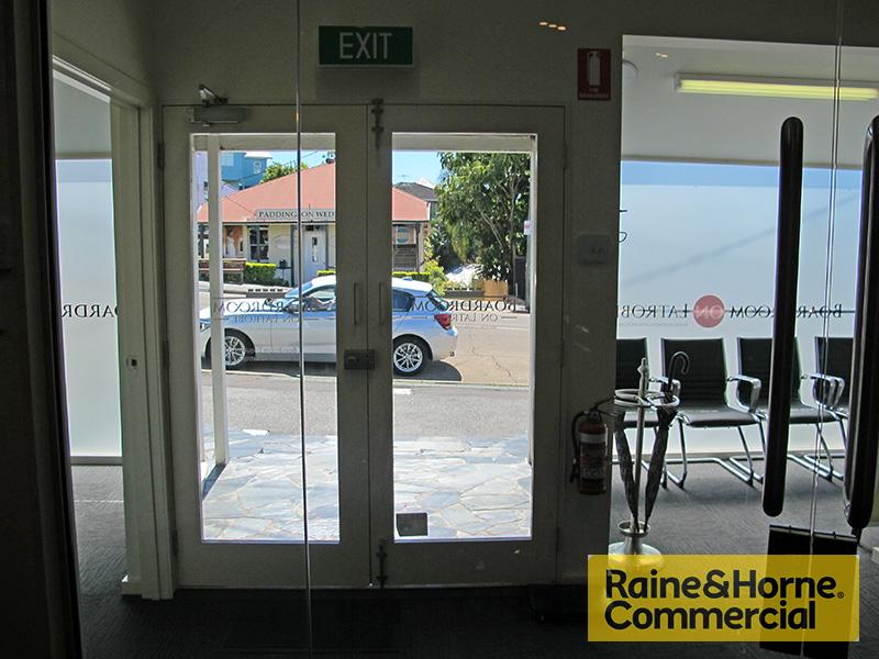 Latrobe Tce PADDINGTON QLD 4064