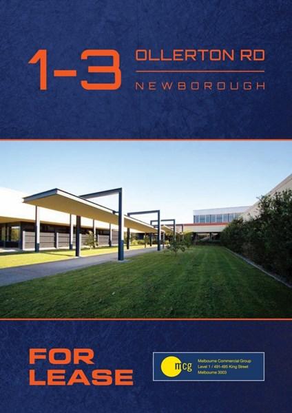 1-3 (A) Ollerton Road NEWBOROUGH VIC 3825