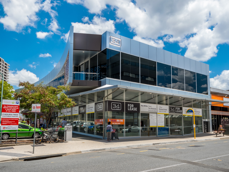 34 Sherwood Road TOOWONG QLD 4066