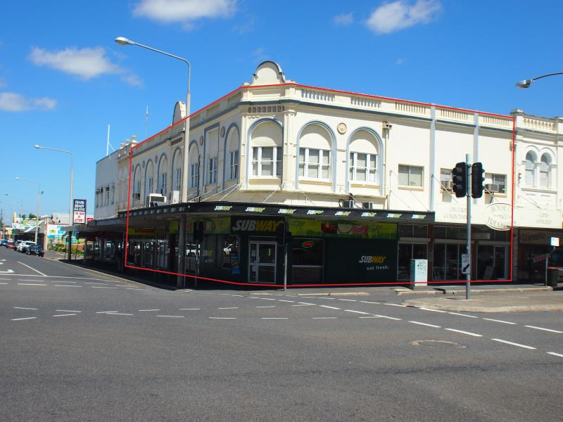 21 William Street ROCKHAMPTON CITY QLD 4700