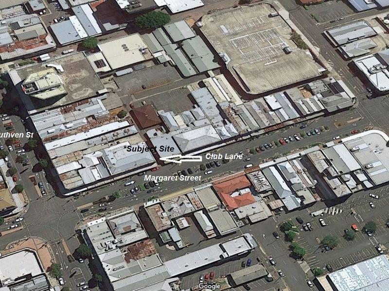 Back Secti/440 Ruthven Street TOOWOOMBA CITY QLD 4350