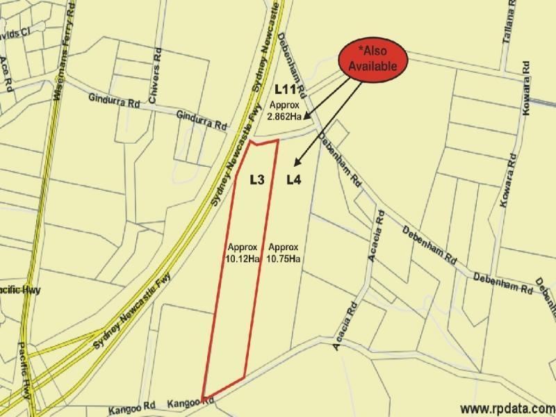 Lot 3 Gindurra Rd SOMERSBY NSW 2250