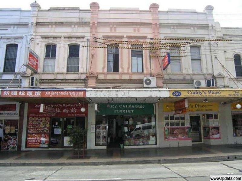 203 Liverpool Rd. ASHFIELD NSW 2131