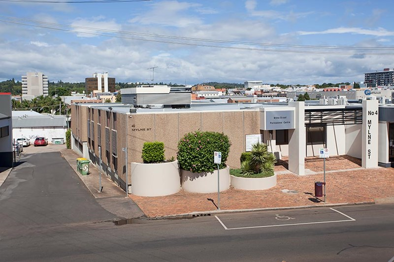 Suite 2, 4 Mylne Street TOOWOOMBA CITY QLD 4350