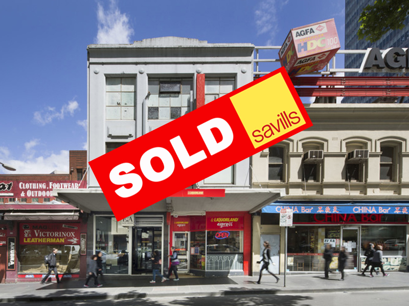 231-233 Russell Street MELBOURNE VIC 3000