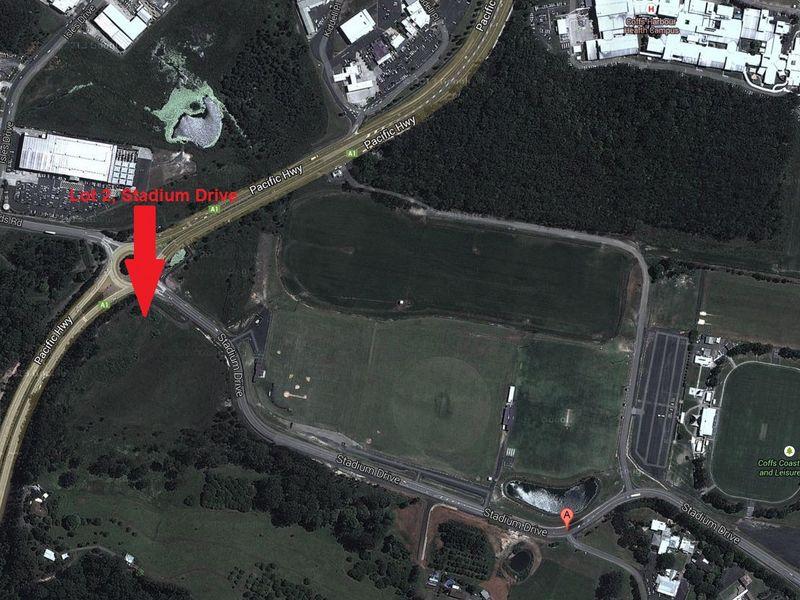 LOT 2 Stadium Drive COFFS HARBOUR NSW 2450